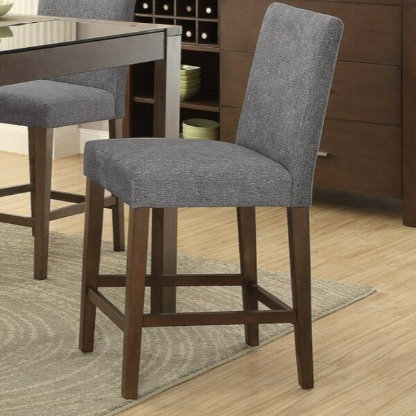Aanya Wooden Bar Stool (Set of 2) by Darby Home Co