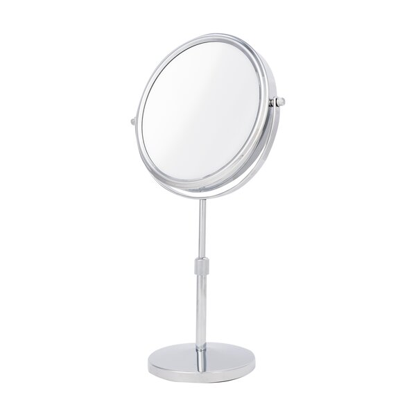 10x Magnify Extension Makeup Mirror by Red Barrel Studio