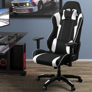 Review High Back Ergonomic Executive Chair by Latitude Run