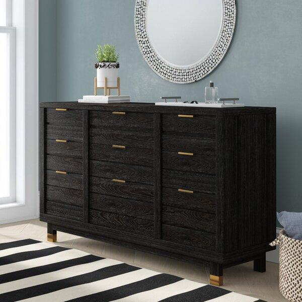 Randeep Contemporary 9 Drawer Dresser by Brayden Studio