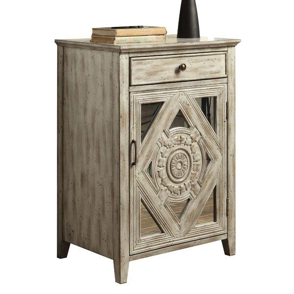 Colten 1 Door Accent Cabinet by One Allium Way One Allium Way
