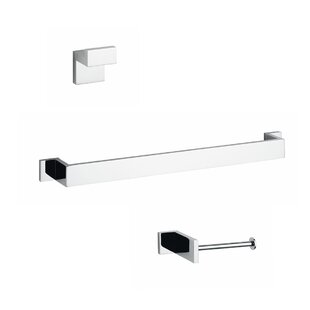 Demetra 3 Piece Bathroom Hardware Set By WS Bath Collections