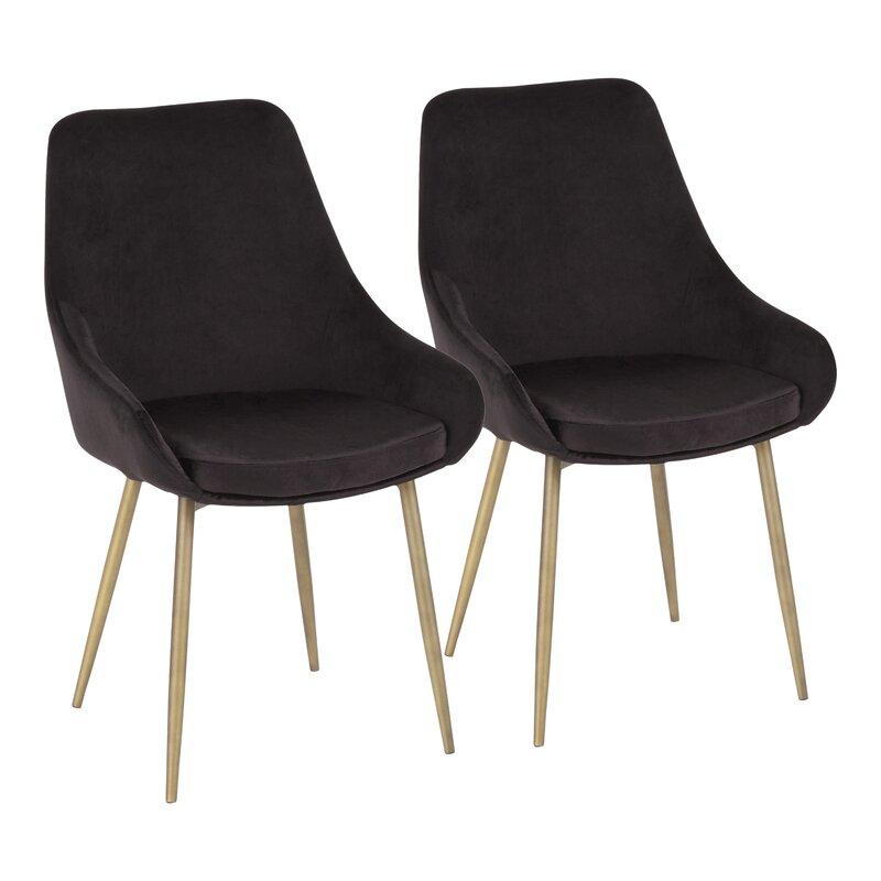 Orren Ellis  Verrett Upholstered Dining Chair