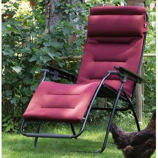 Merveilleux Futura Air Comfort Zero Gravity Chair With Cushion