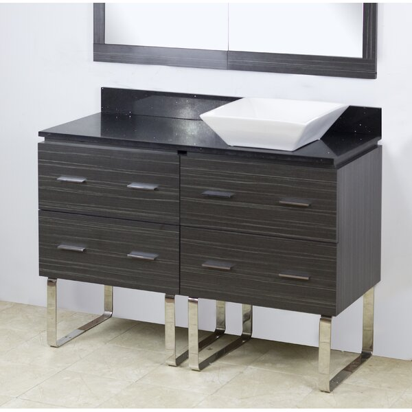 48 Single Modern Bathroom Vanity Set by American Imaginations
