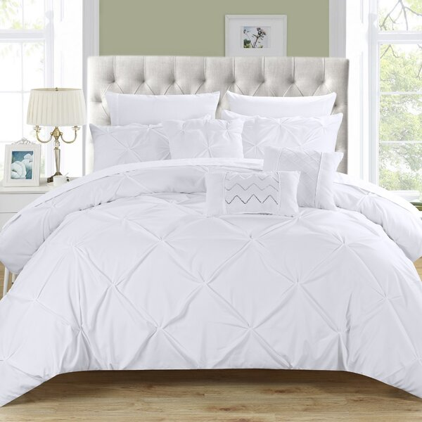 Yamna 10 Piece Comforter Set by Willa Arlo Interiors
