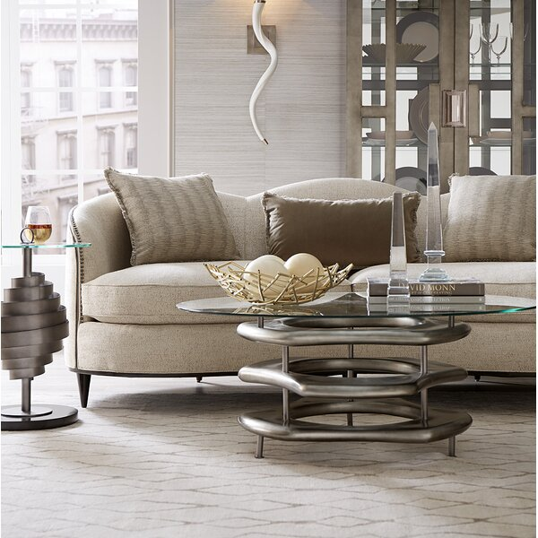 2 Piece Coffee Table Set By Dowton Abbey