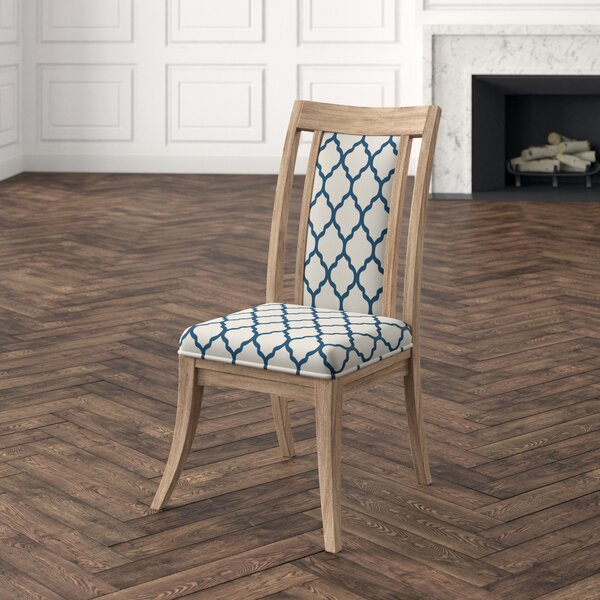 Cimarron Upholstered Dining Chair by Braxton Culler Braxton Culler