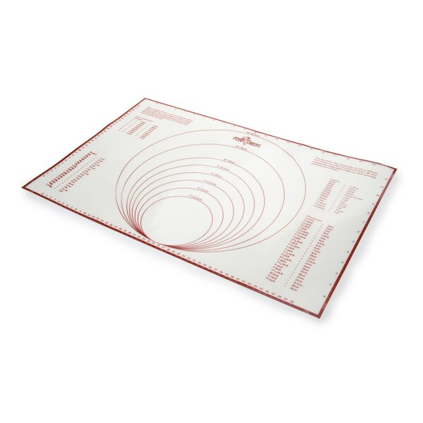 Baking Mat with Measurements by Fox Run Brands