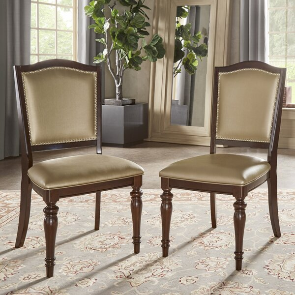 Hobart Side Chair (Set of 2) by Darby Home Co