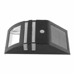 Motion sensor outdoor wall lighting youll love wayfair save aloadofball Choice Image