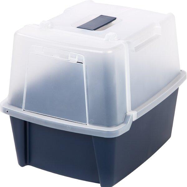 Raphael Split-Hood Litter Box by Tucker Murphy Pet