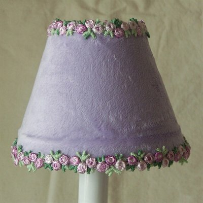 Enchanting Lavender Night Light by Silly Bear Lighting
