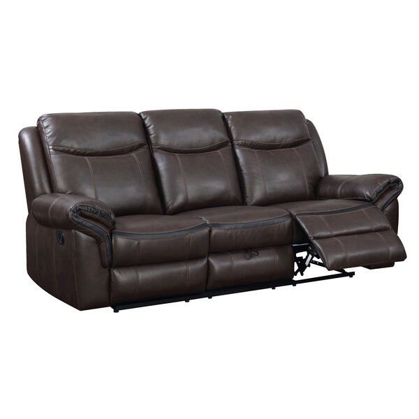 Hassen Reclining Sofa By Latitude Run 2019 Coupon