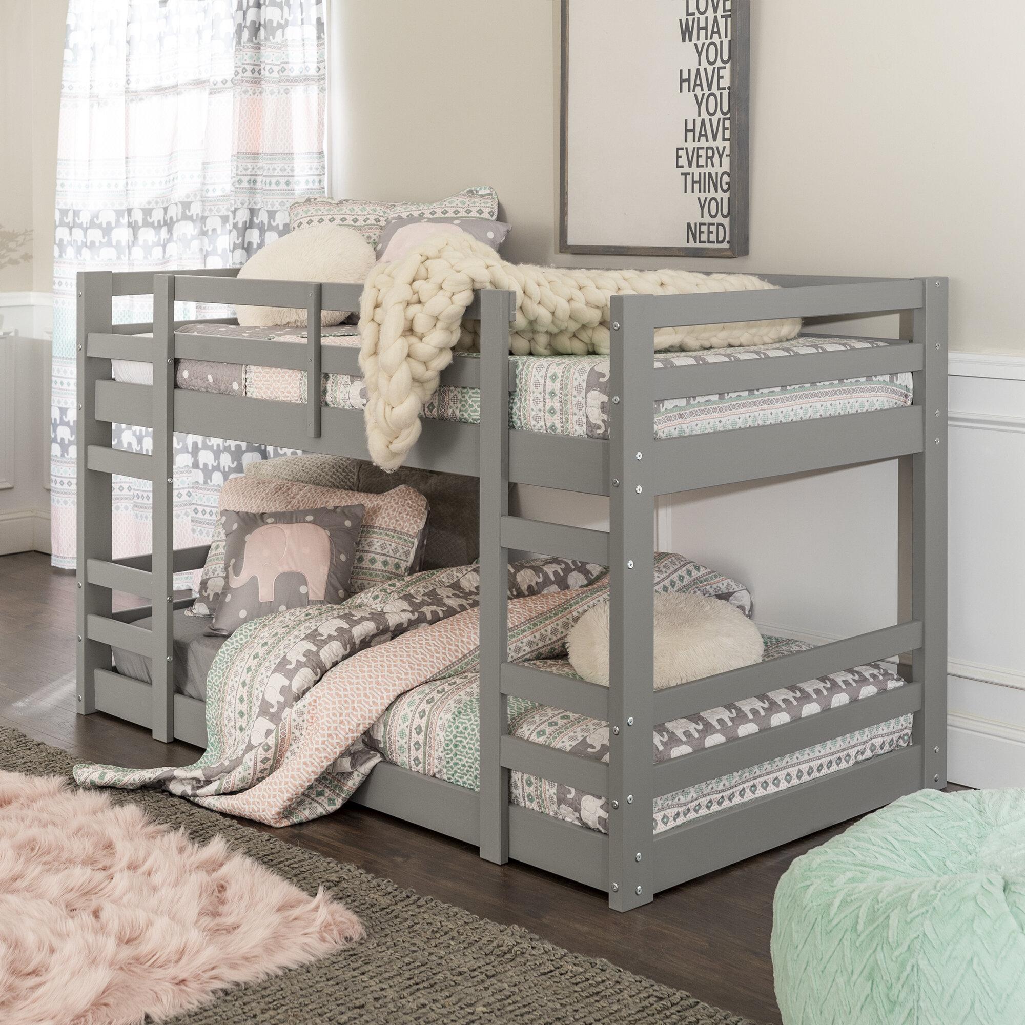 Kemah Twin Bunk Bed