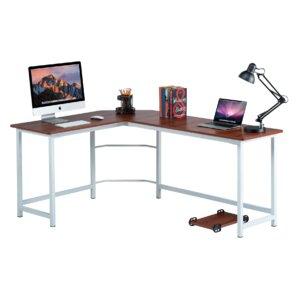 L Shaped Computer Desks You Ll Love Wayfair