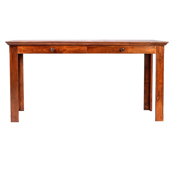 Torin Knob Writing Desk by Millwood Pines