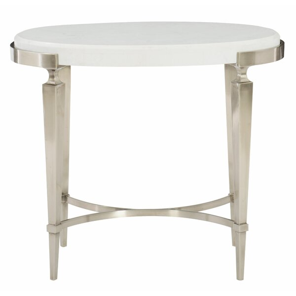 Domaine Oval End Table By Bernhardt