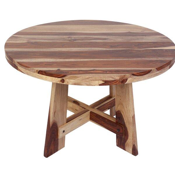Cassidy Solid Wood Dining Table by Loon Peak Loon Peak®