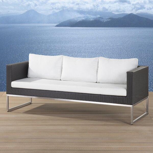 Mattis Sofa with Cushions by Wade Logan
