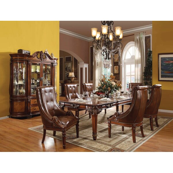 Sherley Solid Wood Dining Table by Astoria Grand Astoria Grand