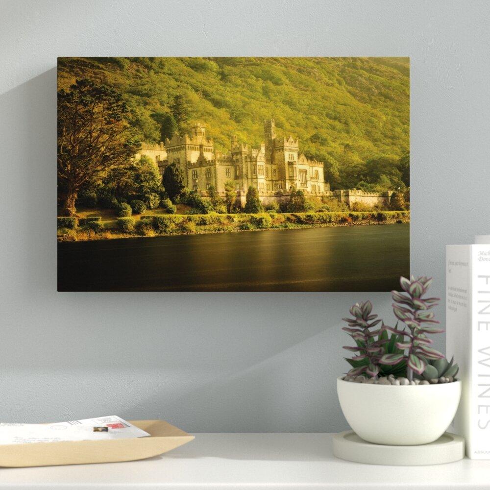 Latitude Run Irish Spring Photographic Print on Wrapped Canvas | Wayfair