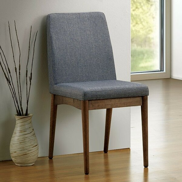 Ithaca Side Upholstered Dining Chair (Set of 2) by Ivy Bronx