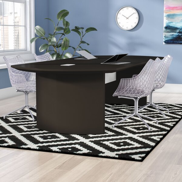 Peabody Curved End Conference Table by Zipcode Design