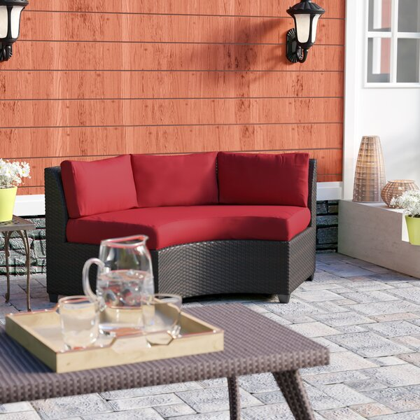 Tegan Patio Sofa with Cushions by Sol 72 Outdoor