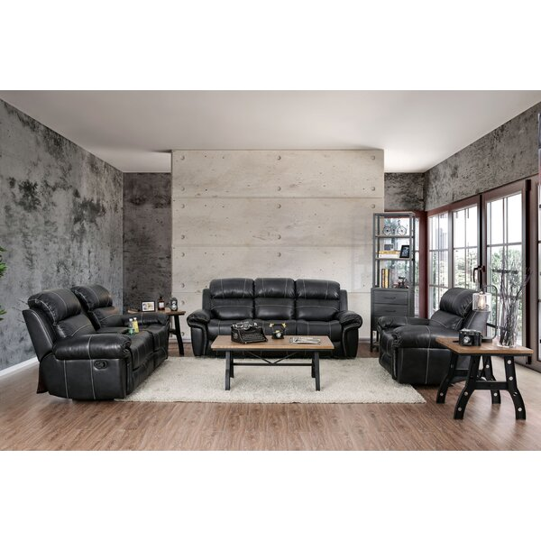 Buchman Reclining Configurable Living Room Set by Red Barrel Studio