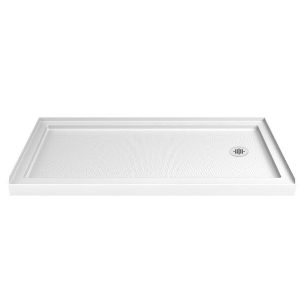SlimLine 48 x 32 Single Threshold Shower Base by DreamLine