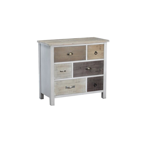 Harold 6 Drawer Accent Chest by Rosecliff Heights Rosecliff Heights