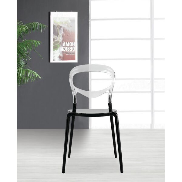 Evo Side Chair by Fine Mod Imports Fine Mod Imports