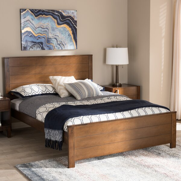 Bernardo Platform Bed by Mack & Milo
