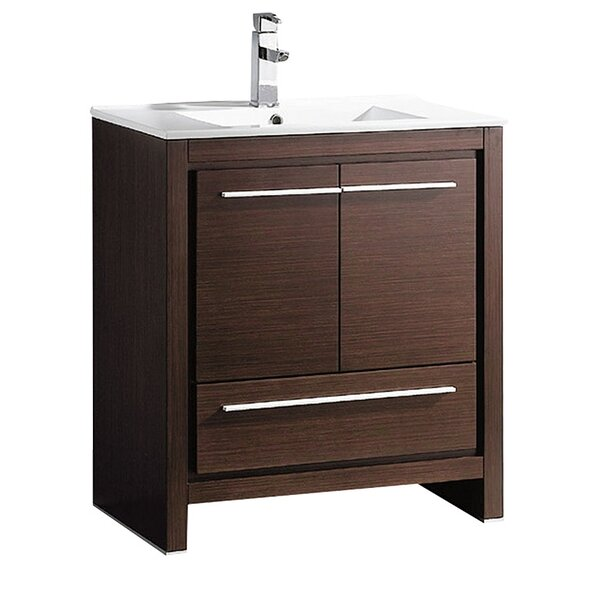 Allier 30 Single Bathroom Vanity Set by Fresca
