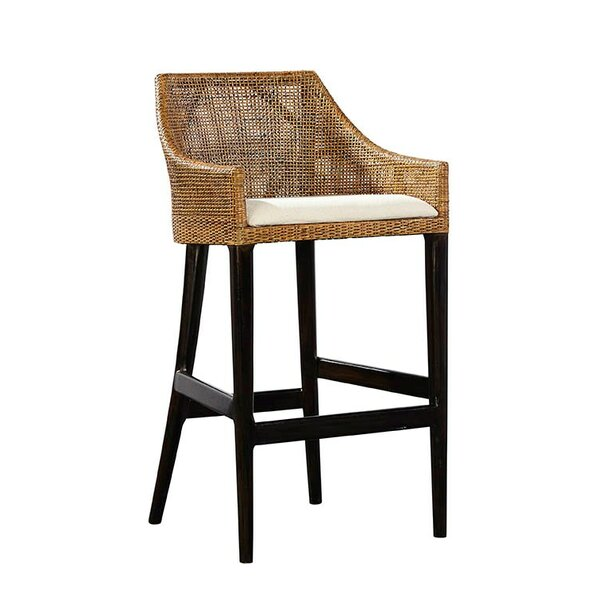 Ashland Bar Stool by Furniture Classics