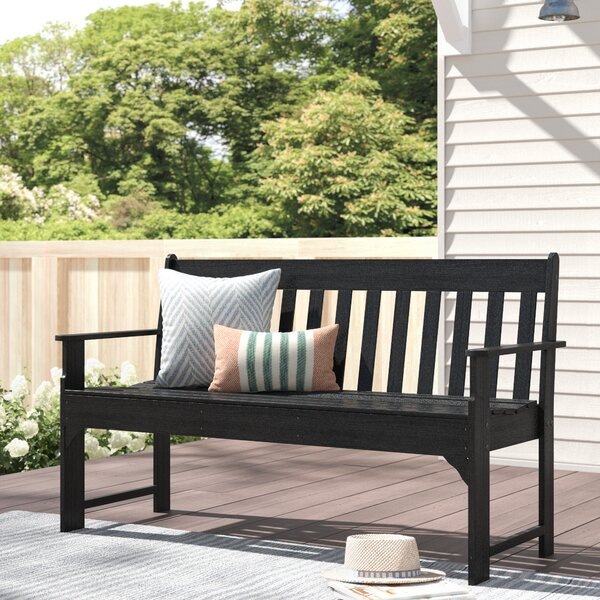 Vineyard Plastic Garden Bench By POLYWOOD® by POLYWOOD® Herry Up