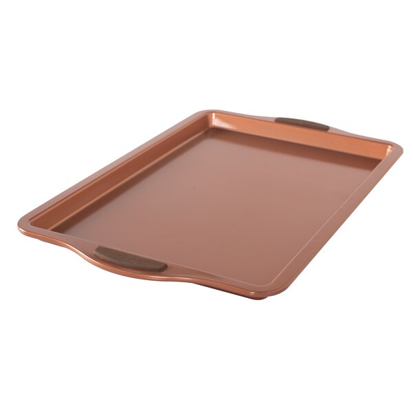 Non-Stick Freshly Baked Cookie Sheet by Nordic Ware