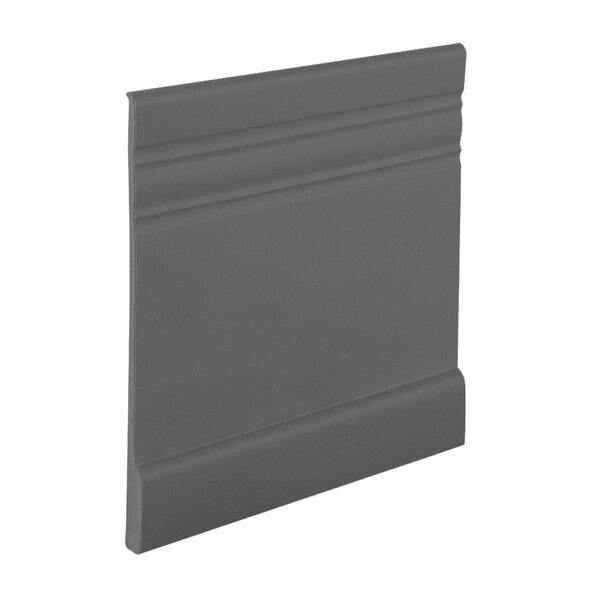 0.13 x 720 x 4 Cove Molding in Charcoal by ROPPE