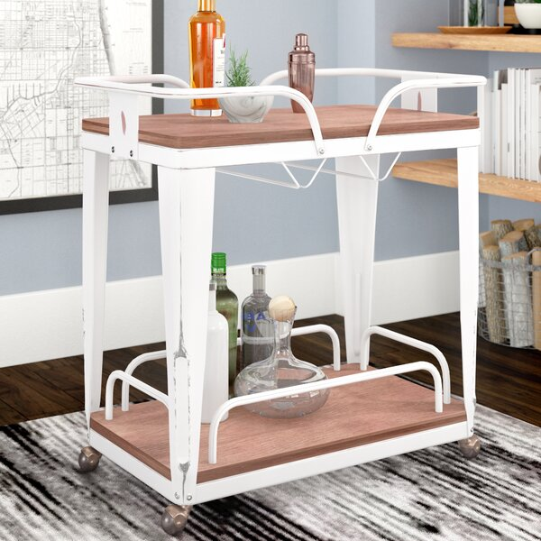 Claremont Bar Cart by Trent Austin Design