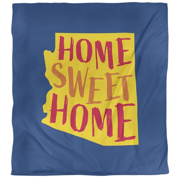 Home Sweet Arizona Single Duvet Cover