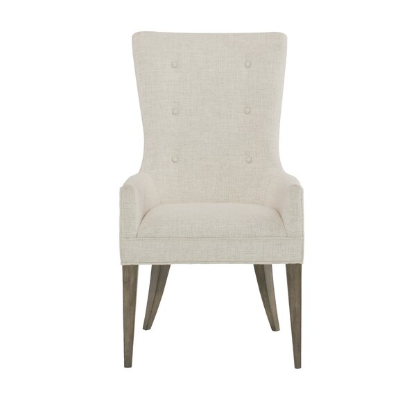 Profile Upholstered Dining Chair (Set of 2) by Bernhardt Bernhardt