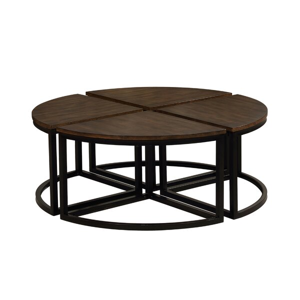 Hensley 4 Piece Coffee Table Set By Gracie Oaks