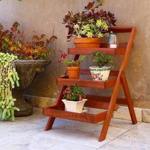 Indoor Wooden Plant Stands   Wayfair