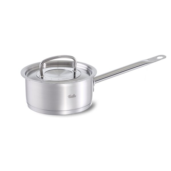 Original Profi Stainless steel Sauce Pan with Lid by Fissler USA