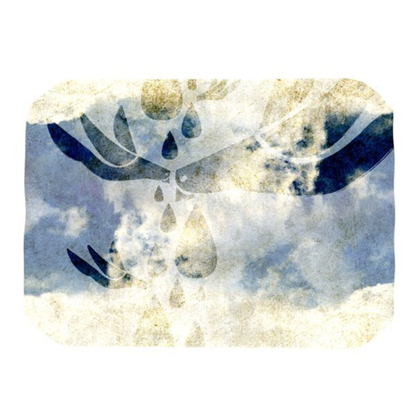 Doves Cry Placemat by KESS InHouse
