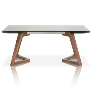 Compare Allsup Extendable Dining Table ByBrayden Studio