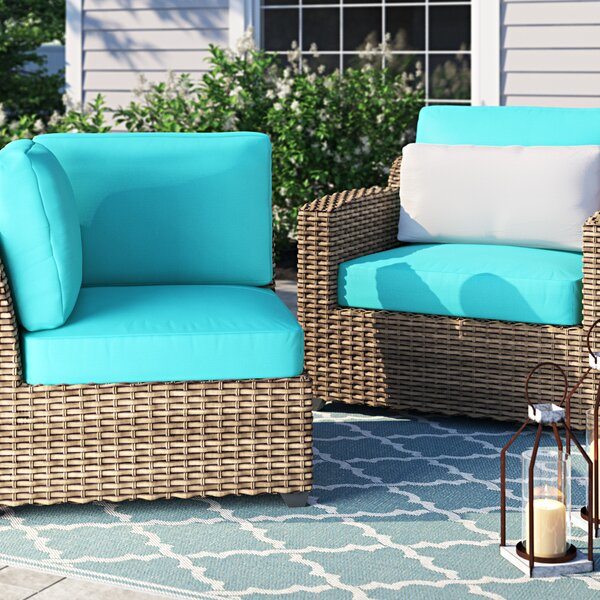 Tegan And TK Classics Cushion Cover Cushion By Sol 72 Outdoor