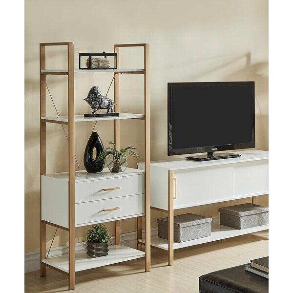 Asmus Etagere Bookcase by Brayden Studio