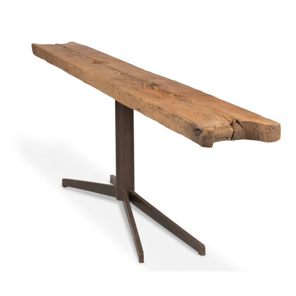 Review Wall Console Table